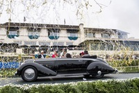 Những hình ảnh ấn tượng nhất tại lễ hội xe hơi Pebble Beach 2016