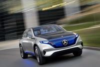 Mercedes-Benz Generation EQ - SUV hạng sang hoàn toàn mới