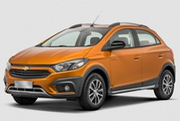 Chevrolet ra mắt xe crossover lai hatchback giá rẻ mới