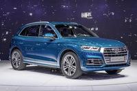 Vén màn Audi Q5 thế hệ mới, giá từ 1,13 tỷ Đồng