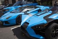Bộ ba xe