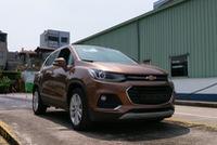 Bắt gặp Chevrolet Trax 2016 sắp ra mắt Việt Nam trong tuần sau