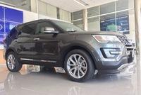 SUV tiền tỷ Ford Explorer 2017 đã có mặt tại đại lý Việt Nam