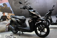 Honda Beat Street - Xe ga mang phong cách
