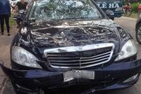 Quảng Ninh: Mercedes-Benz S550