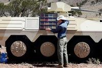 Xe tăng có khả năng đổi màu như tắc kè hoa - bước tiến mới trong công nghiệp vũ khí