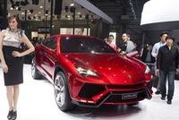 Lộ giá và thông tin mới của siêu SUV Lamborghini Urus