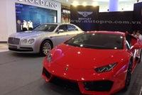 Lamborghini Huracan cầu sau 20 tỷ Đồng