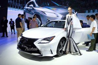 """Xe thể thao """"lợi thuế"""" Lexus RC turbo chính thức ra đại lý, giá gần 3 tỷ Đồng"""