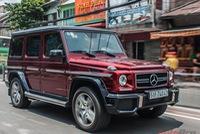 Mercedes G63 AMG màu độc nhất Việt Nam về tay đại gia Sài Gòn