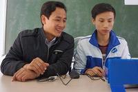 Nam sinh chế tạo máy chống ngủ gật cho tài xế