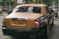 Rolls-Royce Phantom Series II màu độc, biển