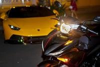 Yamaha Exciter 150 lạnh lùng trong bộ áo đen nhám mới, giá không đổi