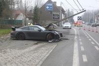 Khi xe thể thao của Porsche
