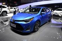 Làm quen với một Toyota Corolla 2017 mang thiết kế khác biệt