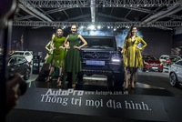 Sắp khai màn Mercedes-Benz Fascination 2017 tại Hà Nội với dàn xe tổng trị giá 150 tỷ Đồng