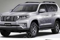 Toyota Land Cruiser Prado 2018 sắp ra mắt