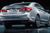 Acura TLX-L - Xe sang mới phục vụ nhà giàu Trung Quốc