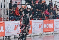 Mãn nhãn với những màn trình diễn của các stunter Việt và nước ngoài ở Đà Nẵng