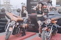 Ngắm nhìn những bóng hồng tại ngày hội dành cho các biker Việt