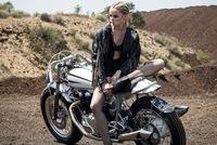 """""""HOT ROD' – chiếc Triumph Bonneville độ đầy đam mê từ Bồ Đào Nha"""