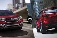 Mazda CX-5 và Honda CR-V: Cuộc đua không chỉ ở chất lượng