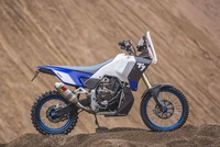 Yamaha T7 2017 - Xe adventure tầm trung dùng chung máy với MT-07
