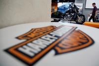 Harley-Davidson tham gia cuộc đua