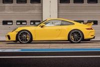 7 phút, 12,7 giây: 911 GT3 lập kỷ lục tại Nurburgring