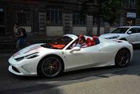 Hàng hiếm Ferrari 458 Speciale Aperta