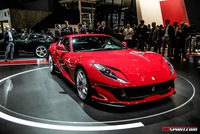 Siêu xe Ferrari 812 Superfast