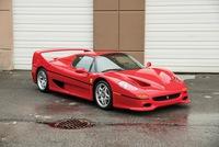 Ferrari F50 của tay đấm huyền thoại Mike Tyson chuẩn bị lên sàn đấu giá
