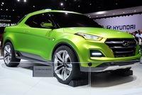 Hyundai Creta phiên bản bán tải sẽ ra mắt vào năm 2018