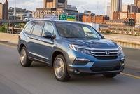 Honda Pilot sắp có thêm phiên bản 5 chỗ, to và đắt hơn CR-V