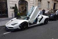 Siêu phẩm Lamborghini Centenario của Hoàng gia Qatar chăm chỉ