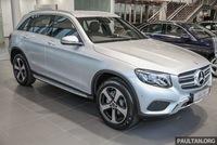 SUV hạng sang Mercedes-Benz GLC200 2017 ra mắt Đông Nam Á với giá rẻ hơn