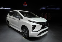 Vừa ra mắt, Mitsubishi Xpander sẽ về Việt Nam đã