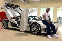 Võ sỹ triệu phú Floyd Mayweather rao bán siêu xe