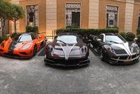 Những hình ảnh này cho thấy, Monaco không hổ danh là thiên đường siêu xe của thế giới