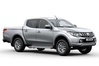 Mitsubishi Triton bất ngờ vươn lên trong phân khúc bán tải