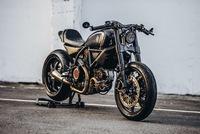 Ducati Scrambler lột xác với phiên bản độ cực hầm hố và trang bị full carbon từ A-Z