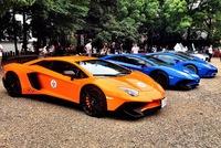 Xem dàn siêu xe Lamborghini