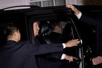 Trong lễ nhậm chức đêm nay, Tân tổng thống Mỹ Donald Trump sẽ đi xe gì