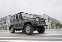 UAZ Hunter máy dầu ra mắt Việt Nam, giá dưới 500 triệu Đồng