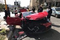 Ferrari 488 mui trần