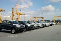 Ô tô nhập khẩu bắt đầu tăng tốc vào Việt Nam