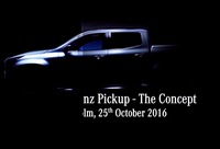 Mercedes-Benz hé lộ thiết kế của xe bán tải hạng sang, khá giống Nissan Navara