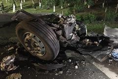 Tai nạn xe buýt thảm khốc trên cao tốc, 26 người chết