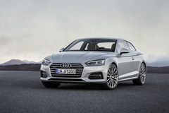 Xe sang Audi A5 thế hệ mới chính thức trình làng