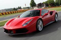 """""""Trái tim"""" Ferrari 488 GTB nhận giải """"Động cơ quốc tế của năm"""""""